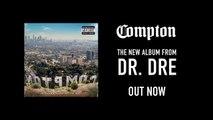 """Aftermath Entertainment Presents Dr Dre """"Compton: a Soundtrack by Dr Dre"""""""