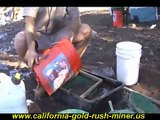 California Gold Mining -- Gold Nugget Prospecting