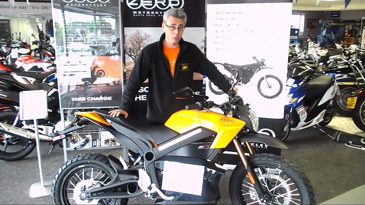 Zero Motorcycles Demo Day at Haslemere Motorcycles [Models: Zero S,Zero DS]