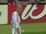 France Bresil 2006 but de henry