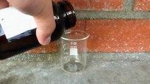 Make nitrogen triodide-incredibly sensitive explosive