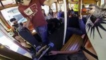 GoPro  Freeboarding Down Lombard Street