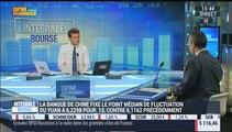 """Chine: """"La dévaluation de sa monnaie est une relance de crédit, relance purement monétaire"""": Jean-Jacques Ohana - 11/08"""