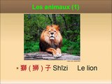 Les animaux en chinois N°1-Cours de chinois