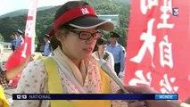 Au Japon, le redémarrage d'un réacteur nucléaire fait polémique