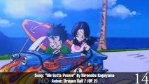 Top 25 Cartoon Theme Songs Intros 80's & 90's Part 1 (HD) (Action/Adventure Ver.)