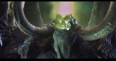 Warcraft 3: La Muerte de Grom Hellscream - Doblaje de The Burning Crusade (Wow)