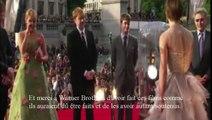 [VOSTFR] Harry Potter 7.2 Discours Dan, Emma, Rupert & Jk Rowling
