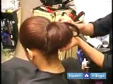 How to Make Buns, Twists, & Braids Looped Bun Hairstyle Hair Styling Techniques for Wom
