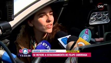 """María Luisa Godoy: """"no creo que el cariño pase por tener o no tener un estacionamiento""""- SQP"""