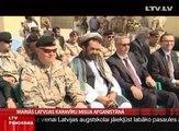 Mainās Latvijas karavīru misija Afganistānā