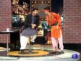ARY Dunya News- Why Jogi Baba makes fun of Babi , 12 Aug 2015
