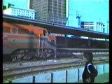 Spencer Street Station Melbourne 1983