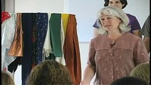 Hudson River Playback Theatre: Maria's story (Excerpt from Playback Theatre training DVD)