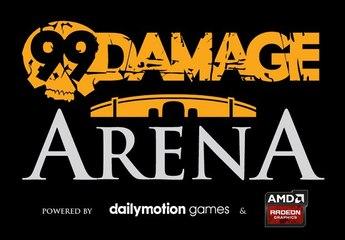 AlienTech vs. OverGaming  - 99Damage Arena #12