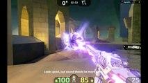 Unreal Tournament 99 vs Unreal Tournament 4 / 2015 Weapons comparison