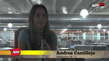 "Andrea Castillejo ""Me considero una persona exitosa"""
