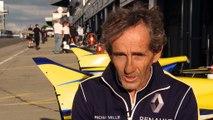 Formule E – Prost : ''Toujours plus Renault''