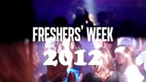 Essex Students' Union - Whats coming up for Freshers 2012