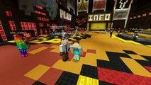 """WEREWOLF, WHEN BUILD BATTLE GOES WRONG"" - Build Battle Teams - Minecraft W/Legion Prime"