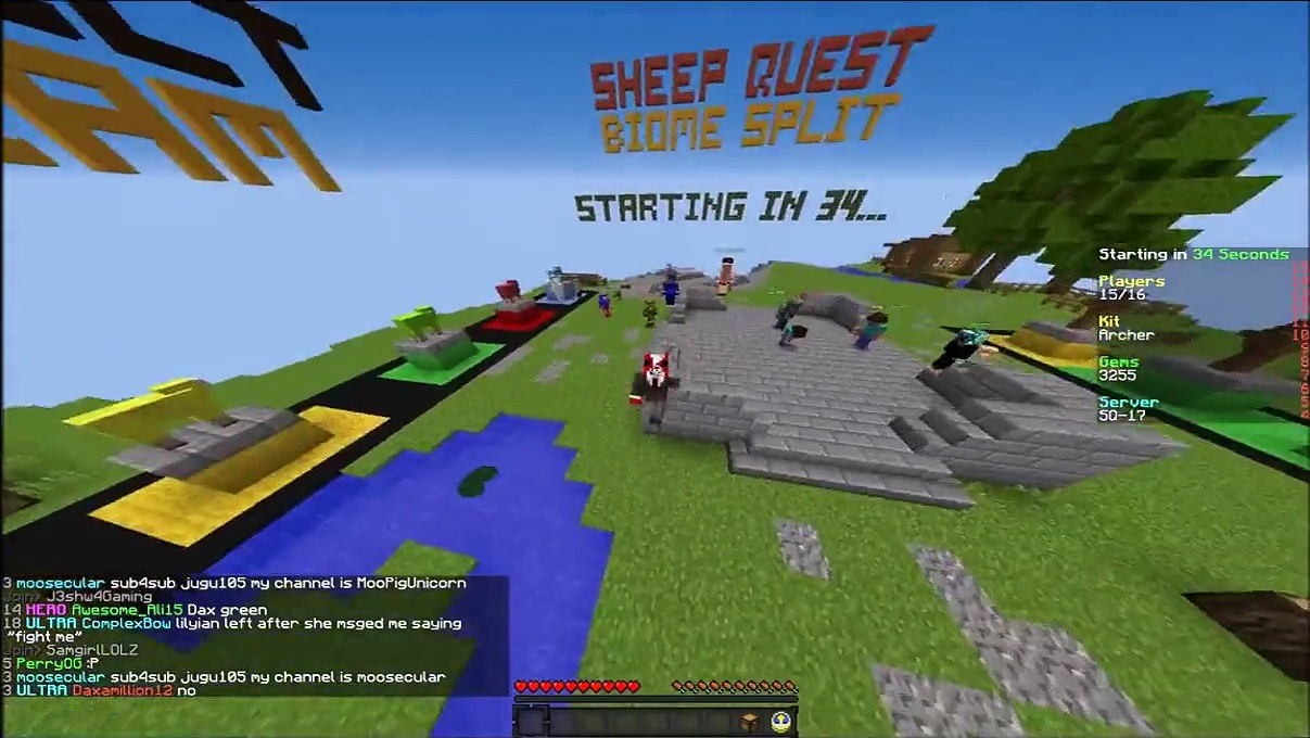 NO ONE TAKES MY SHEEP!- Minecraft Sheep Quest