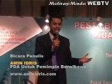 Motivasi Kepimpinan : Amin Idris