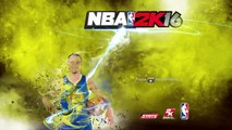 New Stephen Curry NBA 2K16 Cover Splash!! (NBA 2K12 MOD)