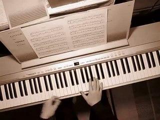 ワルツ イ短調 遺作----ショパン Waltz in A minor ---Chopin Posthumous Piano Works