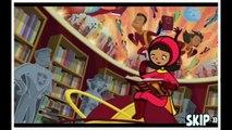 Word Girl Miss Power Face Off Cartoon Animation PBS Kids Game Play Walkthrough