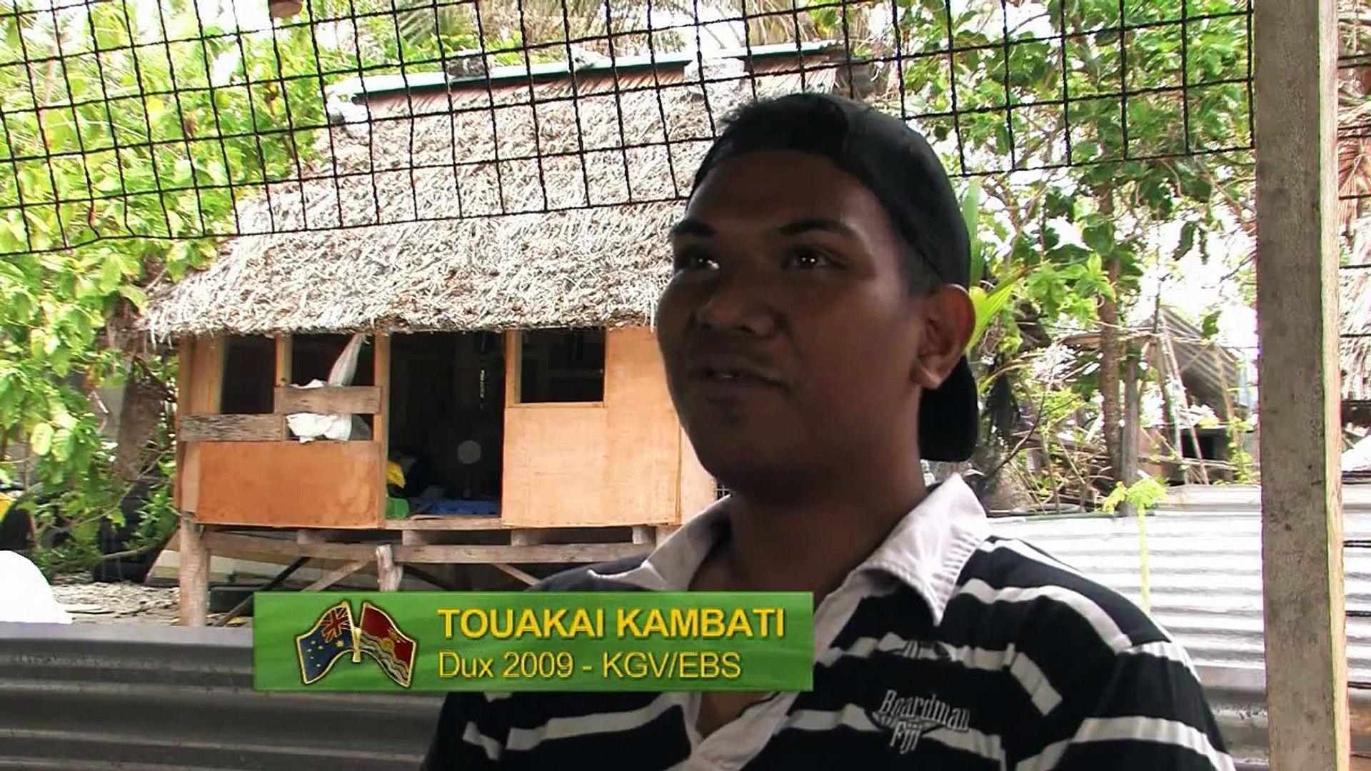 10 Australian Scholarships to Kiribati