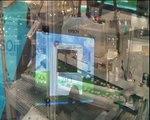 Conveyor Tracking mit zwei EPSON Scara Roboter Typ G3-351S.avi