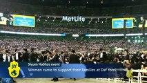 90,000 Orthodox Jews Fill a New Jersey Stadium to Celebrate Talmud Reading, Daf Yomi Tradition