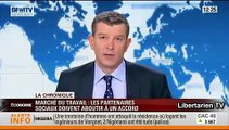 Les causes du chômage en France - Nicolas Doze