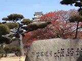 Osaka Japan - Himeji Castle - Japanese Samurai Fortress