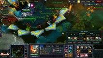 [3Q GameTV] Ban ket 1 - D.O.T.A Ares vs Le Anh Tuan - Game 1