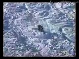 Cool Ski Crash - Here's one of the best skiing crashes I've