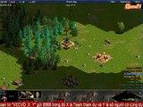 [GameTV.Vn] AOE Giao luu | GameTV 2 vs caudien C2 Tran 3 (08062012)