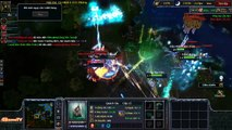 GameTV 3Q CK Khu Pho 2 vs SG 3Q   G2   BK2