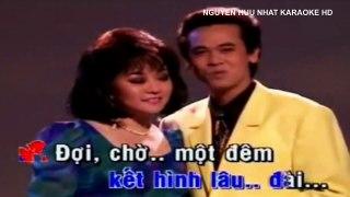 Karaoke Lau Dai Tinh Ai song ca voi Huong Lan HD