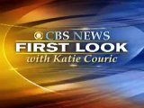 First Look With Katie Couric: CBS Control Room (CBS News)