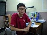 Foreign students talk about Fu Jen Catholic University Taiwan