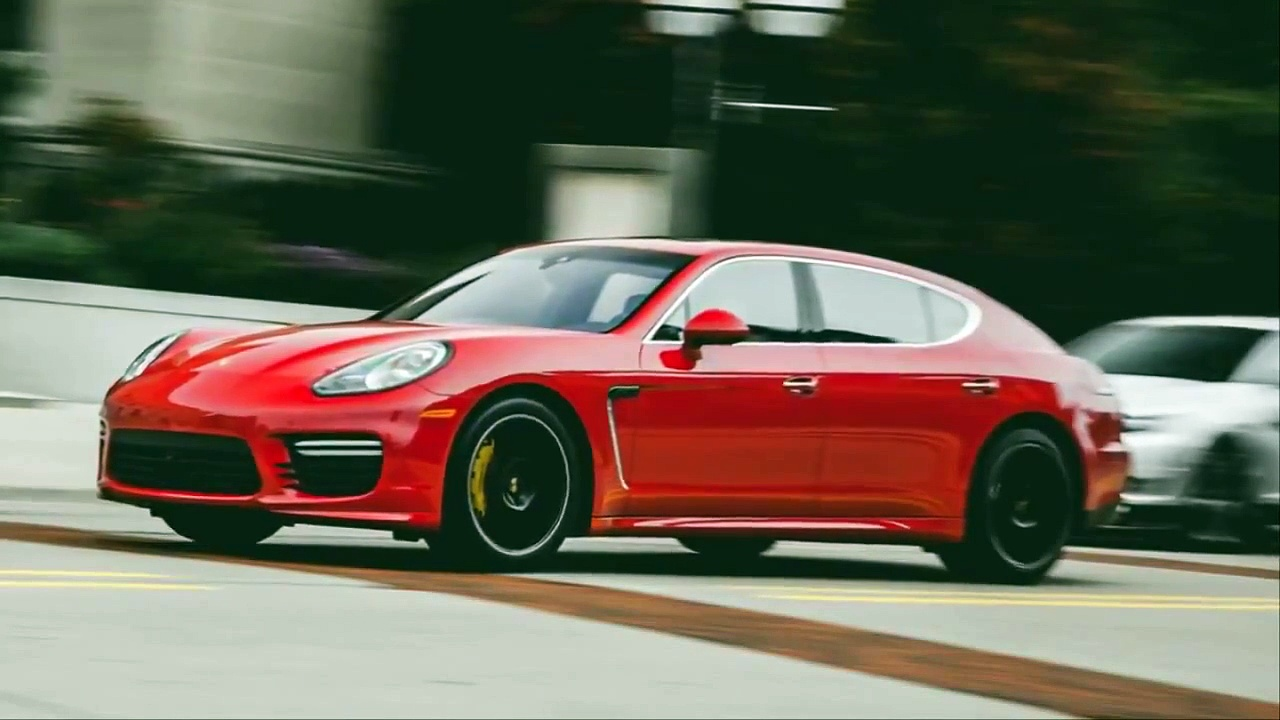 2014 Porsche Panamera Turbo S Executive – Porsche