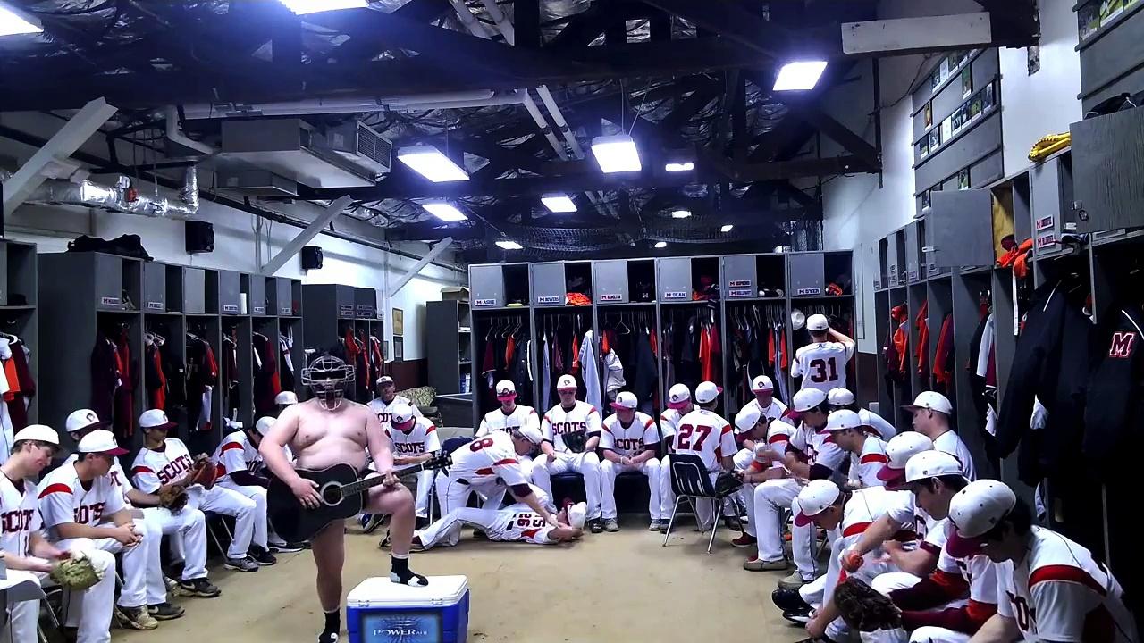 Harlem Shake Maryville College Baseball Edition