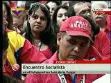 5 Hugo Chavez encuentro socialista Lineas Estrategicas de Accion Politica del PSUV