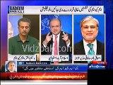 Nadeem Malik nce Again Saves MQM MNAs From Resignations & Advises Ishaq Dar to Contact Farooq Sattar & Resolve MQM Reser