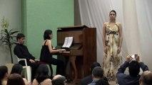 Árias & Ensembles (W. A. Mozart) - Raíssa Amaral (ABAL 2014)