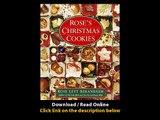 Roses Christmas Cookies EBOOK (PDF) REVIEW