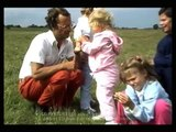 Swedish Royal Family  Kungafamiljen på Öland 1984 Carl Philip Victoria Madeleine