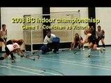 Indoor field hockey championships game 1