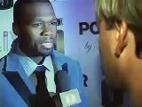 On the Mike with Mike Sherman - 50 Cent Interview @ Club LIV